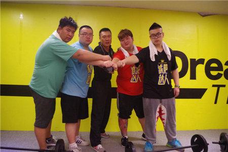 怎么胖起来的怎么减下去-我在减肥训练营