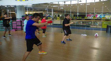 北京魔鬼减肥训练营