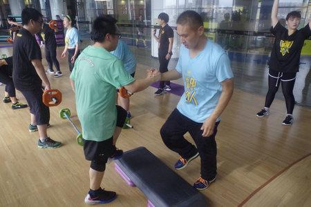 北京封闭减肥训练营